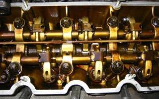 DOHC — двухвальная система ГРМ