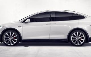 Официально представлен Tesla Model X