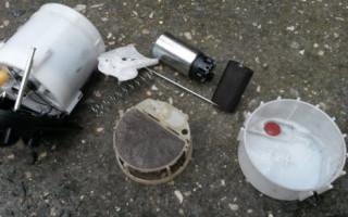 Лайфхак Лада Веста: топливный фильтр разбор системы