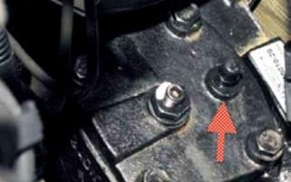 Замена жидкости в гидросистеме усилителя рулевого управления Niva Chevrolet