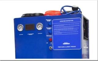 Генератор азота для шиномонтажа — что это и для чего используется