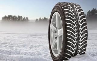 Какие зимние шипованные шины выбрать