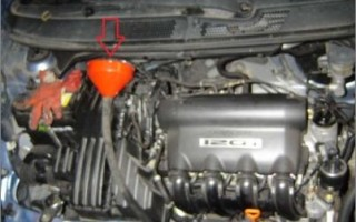 Самостоятельная замена масла в вариаторе Honda: инструкция с фотографиями