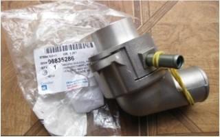 Термостат Chevrolet Lacetti: признаки поломки, замена, артикулы