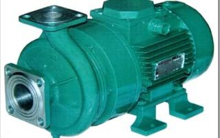 Насос КМ 65-50-125/2-5 — характеристики и особенности конструкции