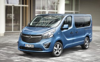 Irmscher и Opel подготовили тюнинг-пакет Tourer для Vivaro