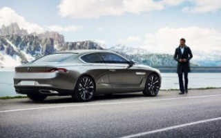 На базе 7-Series BMW и Pininfarina создали дизайнерский концепт Gran Lusso Coupe