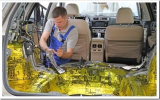Как сделать шумоизоляцию в автомобиле?
