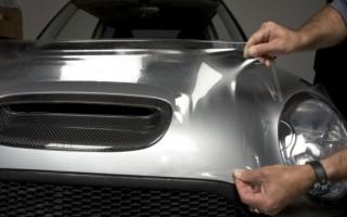 Защитная пленка для автомобиля – практичность и удобство использования