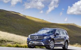 Официально представлен новый Mercedes-Benz GLS 2017