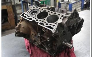 Как сделать капитальный ремонт Land Rover 2,7 дёшево?
