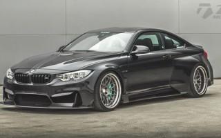 BMW M4 получила агрессивный тюнинг кузова от TAG Motorsports