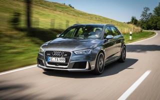 Audi RS3 Sportback получил 430-сильный тюнинг от ABT Sportsline