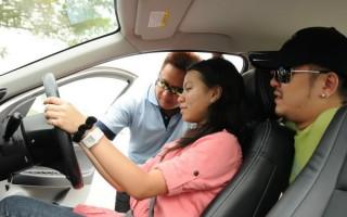 Практика как способ борьбы со страхом водить авто