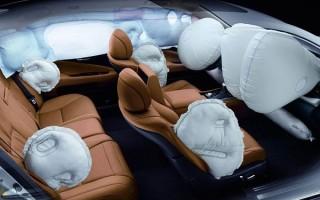Как срабатывает подушка безопасности?