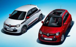 Мотор в новом поколении Renault Twingo расположен сзади