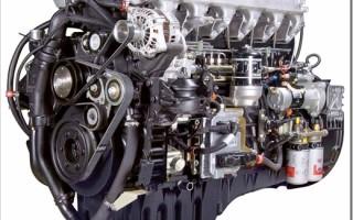 Какие есть двигателя ЯМЗ?