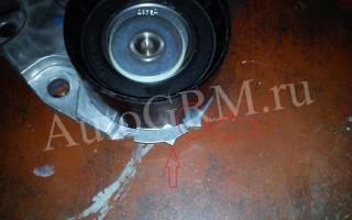 Как заменить ремень ГРМ с роликами на Шевроле Авео Т250 1