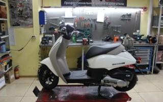 Особенности ремонта и обслуживания японских скутеров