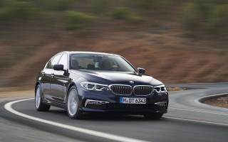 Новый BMW 5 Series: названы цены