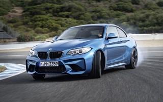 BMW M2 2016 представлен официально