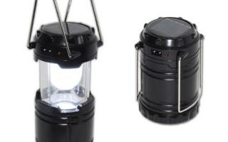Светодиодные аккумуляторные фонари