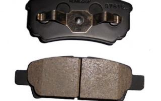 Тормозные колодки Митсубиси Лансер: замена на 9 и 10 модели