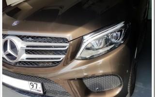 Обзор услуг чип-тюнинга Mercedes от автотехцентра Seven Force