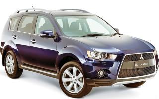 На Российский автомобильный рынок в 2013 году поступит Гибридный Outlander от Mitsubishi