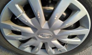 Лайфхак: колпаки на колеса Лада Веста — заводские r15 самые надежные