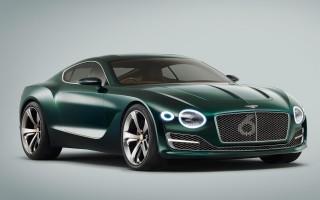 Кабриолет Bentley Mulsanne запланирован на 2016 год