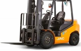 Преимущества приобретения дизельного погрузчика для склада у надежного поставщика