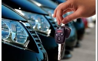 Как арендовать автомобиль в Краснодаре?
