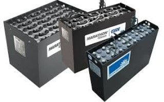 Особенности применения тяговых аккумуляторов для спецтехники