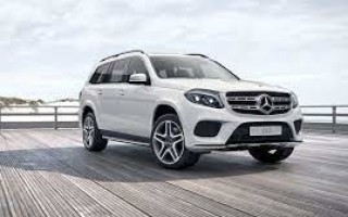 Mercedes-Benz GLS 400: особенности