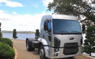 Краткое описание грузовиков Ford Cargo