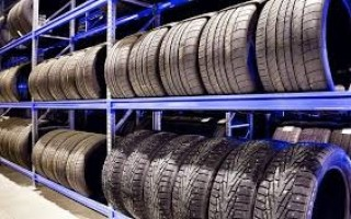 Правила и место хранения автомобильных шин