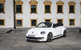 Новый пакет тюнинг для Volkswagen Beetle Cabriolet от ABT Sportsline