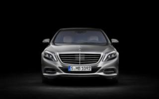 Mercedes-Benz назвал цены на новый S-Class для россиян