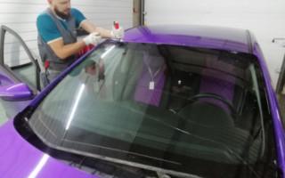 Как выбрать лобовое стекло для своего автомобиля
