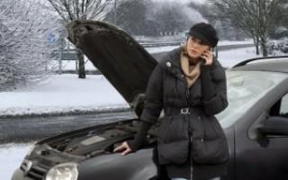 Как завести машину в мороз? Что делать, если сел аккумулятор?