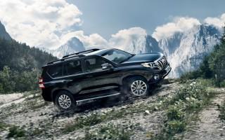 Обновленный Toyota Land Cruiser Prado уже продается в России