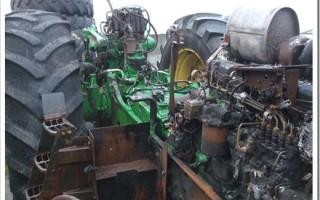 Какие запчасти нужны для двигателей трактора John Deere?