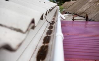 Какие элементы должны участвовать при монтаже водосточной системы