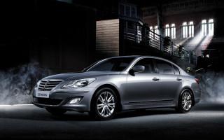 Hyundai привезет в Россию обновленный Genesis