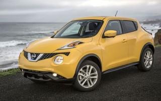 Nissan JUKE – пионер в своем классе