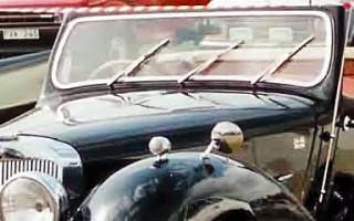 Уход за автомобильными дворниками
