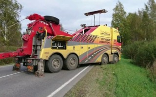 Преимущества современных грузовых эвакуаторов