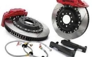 Обслуживание и ремонт тормозной системы автомобиля
