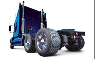 Виды грузовых шин